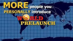 world prelaunch